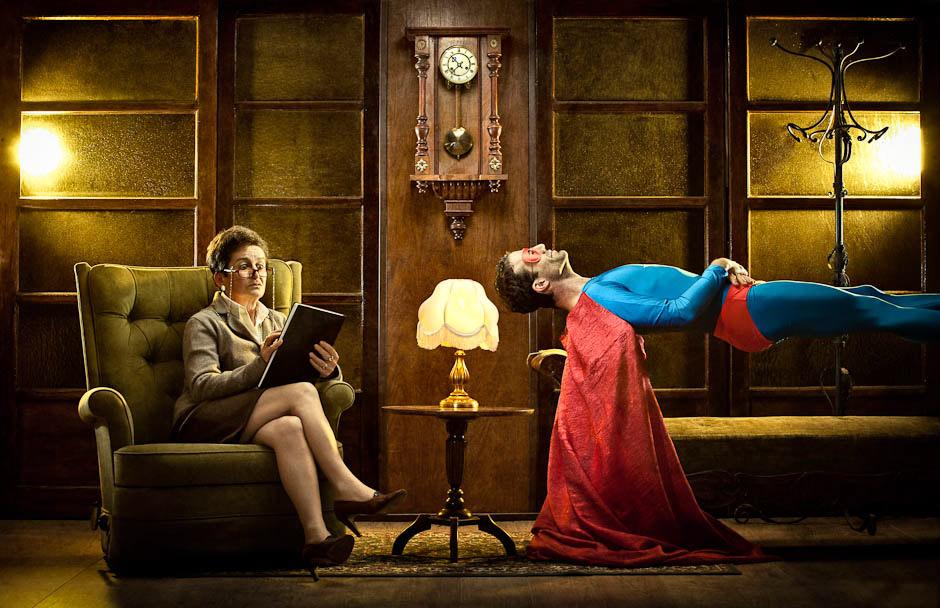 Psicoterapia com Super Homem